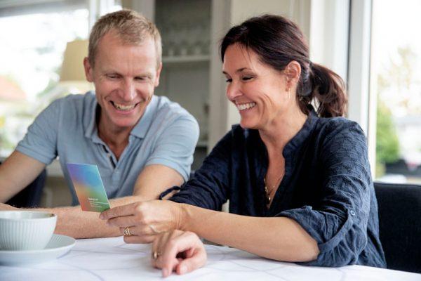 Samtalespil - et spil for voksne